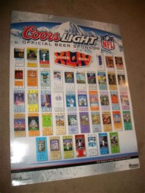 light ticket price 1000 images about nfl coors football bar neon