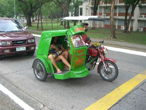 philippine tricycle tricycle philippine taxi to the philippines