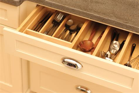 Cutlery Drawer Storage by Silverware Trays Divided Drawers Drawer Partitions