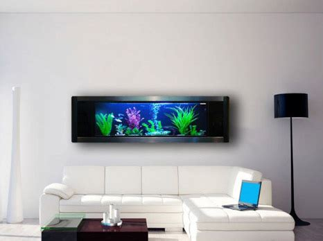 aquavista panoramic wall aquarium fish tank aquariums at the aquavista panoramic widescreen wall mounted aquarium