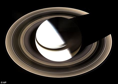 what gases make up saturn saturn s rings spiralling ripples reveal the planet s