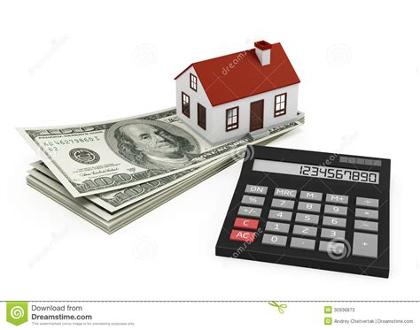loan for house calculator mortgage calculator stock photos image 30936873