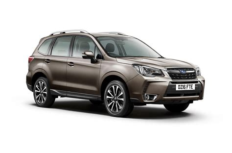 subaru forester 2016 black 2016 subaru forester gets new styling goes on sale in the