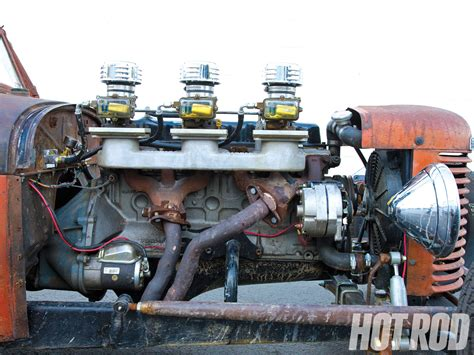 modded cars engine ford inline six mods