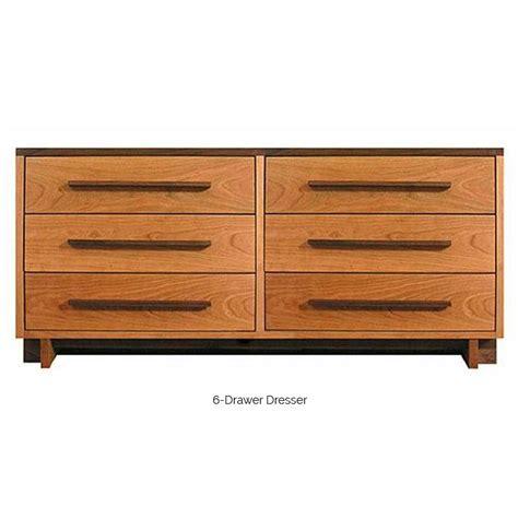 natural solid wood bedroom furniture set modern american