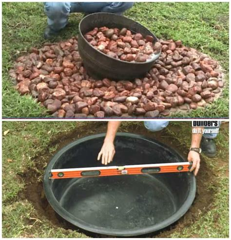 building a backyard water feature how to build a backyard water feature iseeidoimake