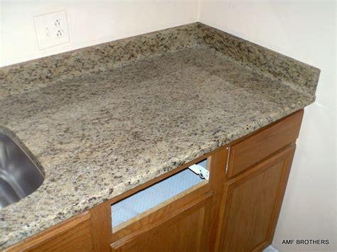 Granite Countertops Wiki - giallo ornamental chaign amf brothers