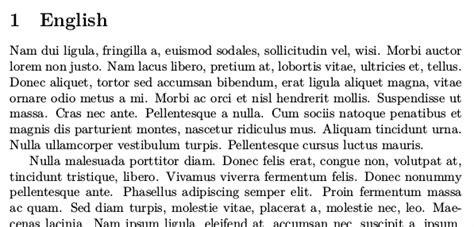 Text Layout En Francais | typographie utilisation des retraits au d 233 but des