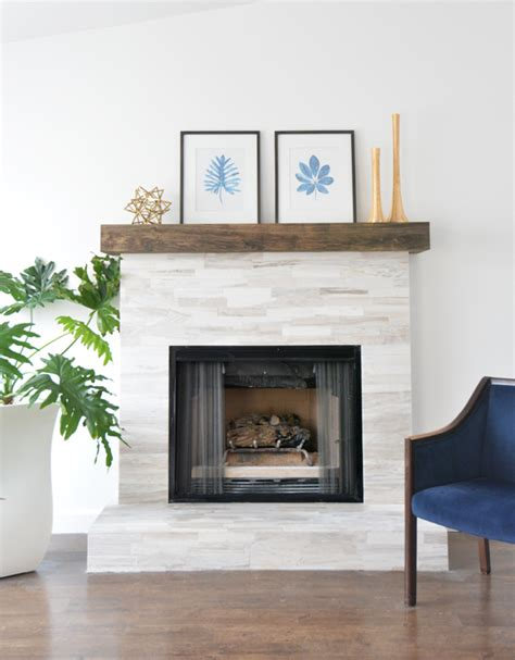 Marble Fireplace Makeover marble fireplace makeover centsational bloglovin