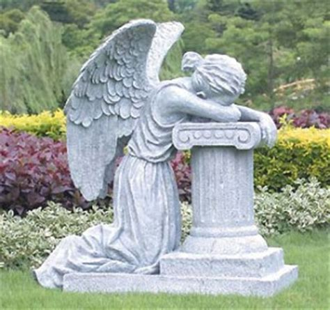 Weeping Garden Statue by How Your Memories Affect You It S Never Late To