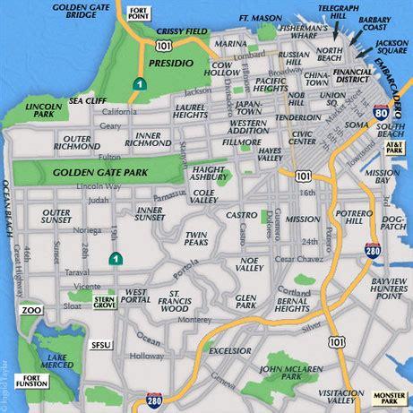 san francisco map chinatown san francisco california redawning