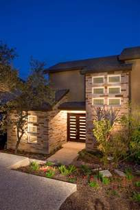 Simple Modern stone oak elite homes