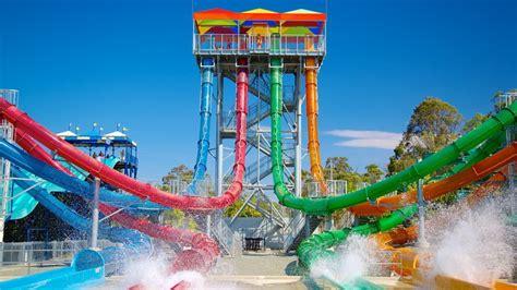 themes parks gold coast top 10 rides at wet n wild gold coast theme park