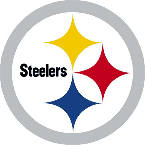 pittsburgh steelers logo google search silhouette lets cut something nfl team logos cricut cameo ideas