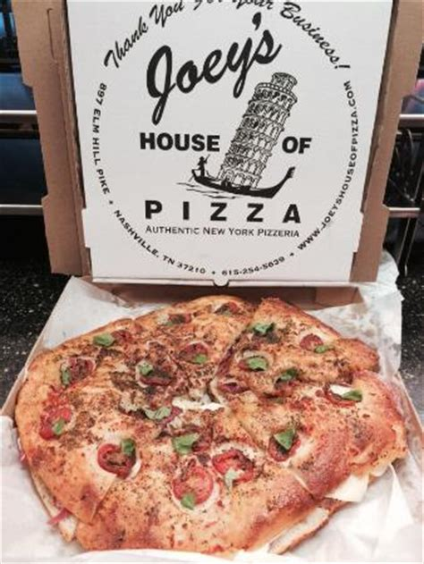 the house of pizza joey s house of pizza picture of joey s house of pizza nashville tripadvisor