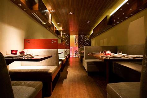 restaurant interiors designs  architect