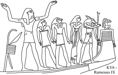 printable egyptian art egypt clipart coloring page pencil and in color egypt