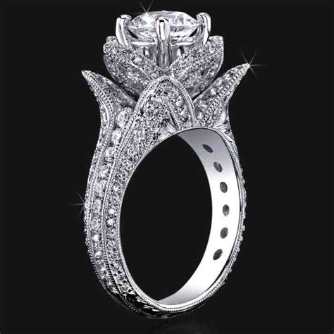 most beautiful engagement rings wedding and bridal