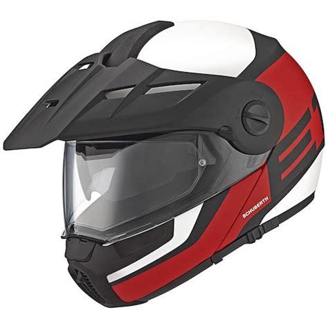Helm Semi Cross Visor We Are Rider schuberth e1 guardian helmet revzilla