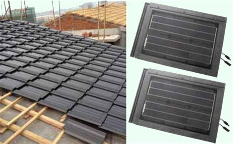 solar roof shingles solar tile pv tile solar roof tiles