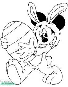 coloring pages free printable easter disney easter coloring pages disney s world of wonders