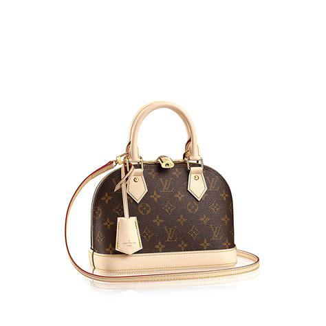 louis vuitton alma monogram lv louis vuitton alma bb monogram canvas handbags m53152 pm2