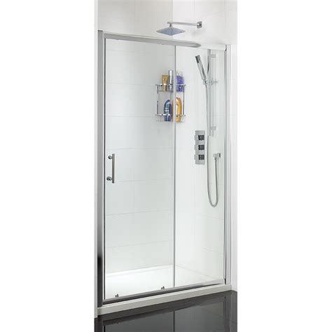 Order Shower Doors by Form Single Sliding Shower Door Buy At Bathroom City