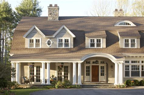 sears road traditional exterior boston by oak hill architects