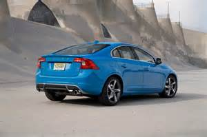 Volvo R Design Before The Test Drive Thoughts On The Blue Volvo S60 R Design
