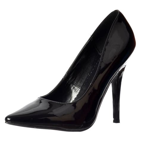 mens womens drag crossdresser high heel pointed