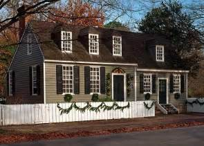 Dutch Colonial House colonial houses colonial williamsburg updated 2017