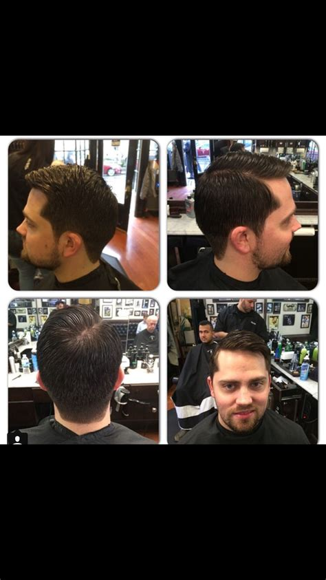haircuts boston barber boston barber co barbershop on quot the hill quot