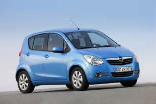 Opel Images 2012 Opel Agila Conceptcarz