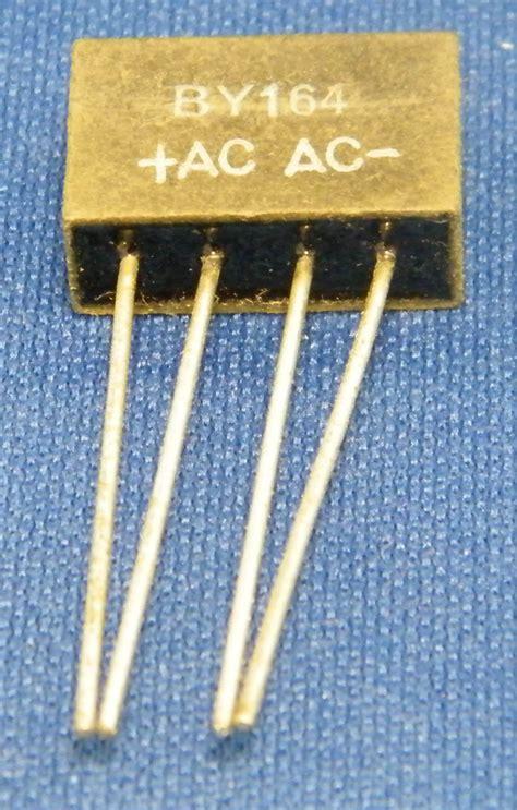 silicon diode identification by164 puente rectificador diodo de silicio ebay