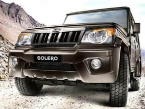 bolero new car mahindra readying mini bolero as a new compact suv zigwheels