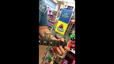 guys play stevie ray vaughans pride  joy    kids guitar  walmart  eric alper
