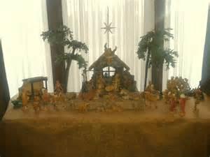 fontanini nativity the enchanted manor