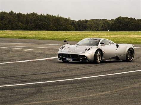 Top Gear Pagani by 2013 Pagani Huayra At Top Gear Track Front Hd