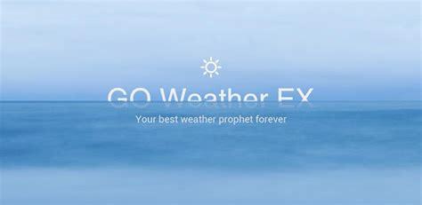go weather ex premium apk go weather forecast widgets premium v4 10 1 apk android apk