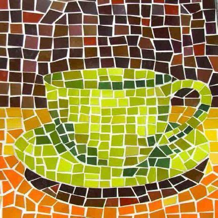 How To Make A Paper Mosaic - 21 best mosaics projects for images on