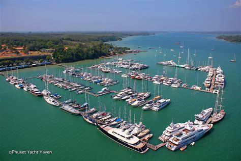 phuket marinas boat lagoon phuket yacht haven royal - Yacht Haven Marina