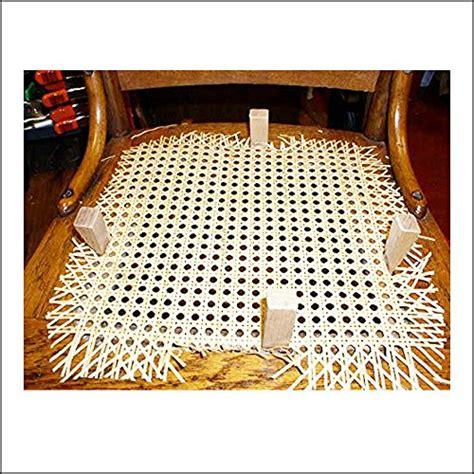 paglia di vienna per sedie kit per riparazione 2 sostituzione ricambio sedie in