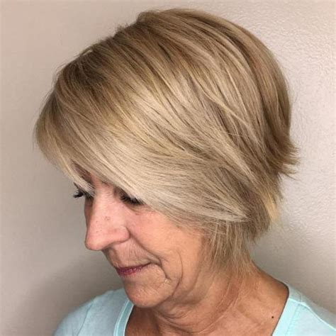 hair styles for full face 47 year old woman the best hairstyles and haircuts for women over 70