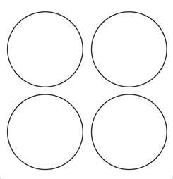 Circles Template by Circle Template Free Premium Templates