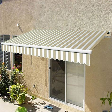 California Awnings by California Retractable Patio Awning