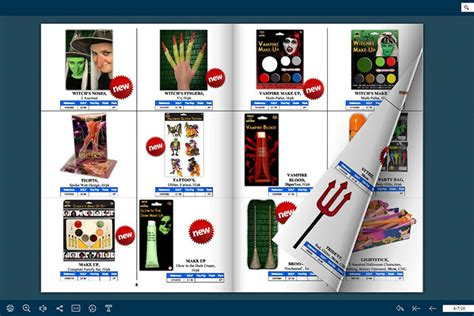 Free Brochure Templates Brickhost Page 129 Digital Catalog Template