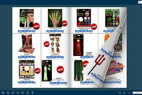Free Brochure Templates Brickhost Page 129 Digital Catalog Template
