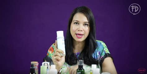 Toner Yang Bagus memilih exfoliating toner sesuai jenis kulit daily