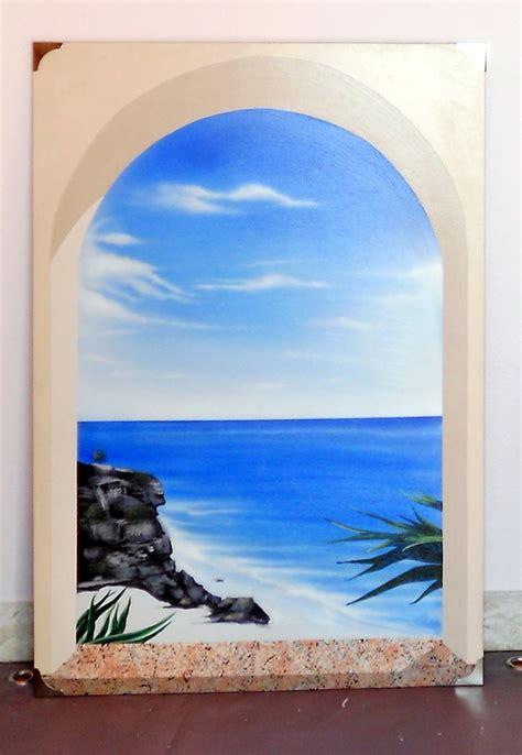 Trendwatch Trompe Loeil by Trompe L Oeil Finestra Sul Mare Gallery