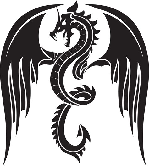 tattoo png files dragon png images dragon transparent pictures png only